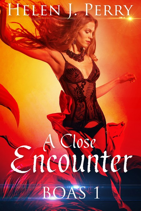 Close Encounter boas1 cover