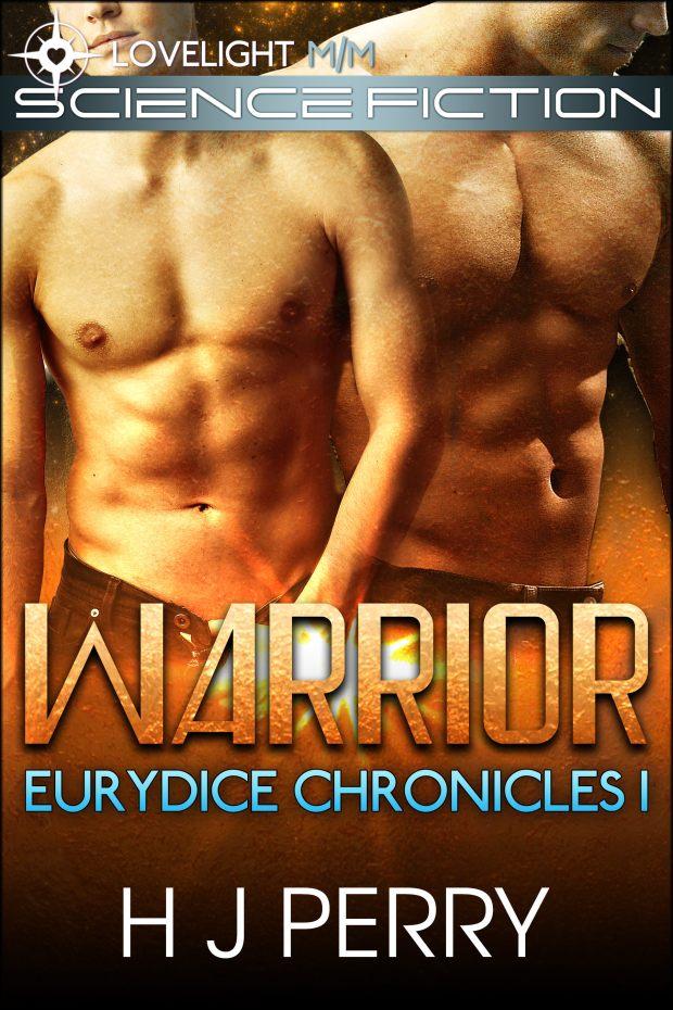 Warrior M/M sci fi